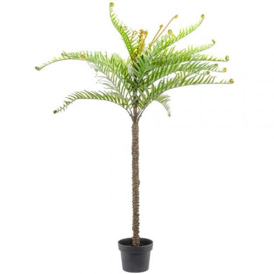 Artificial Fiddlehead Fern Tree 122cm - FER005