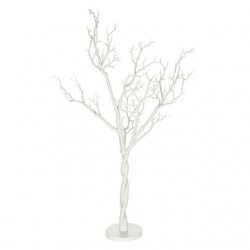 120cm Manzanita Wishing Tree White - MAN001