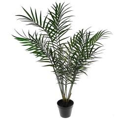 Potted Parlour Palm Tree 102cm - PAL001 OFF