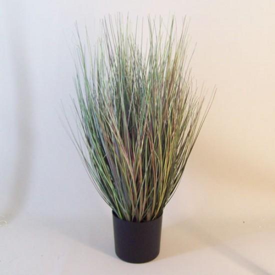 Artificial Plants Potted Grass Sage Green - GRA019 11D