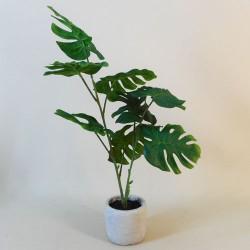 Artificial Plants Potted Split Philo - PHI013 6D