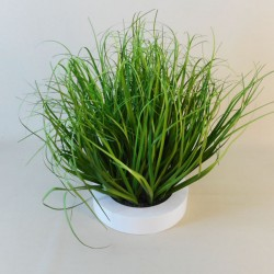 Artificial Plants Potted Grass Green 36cm - GRA005