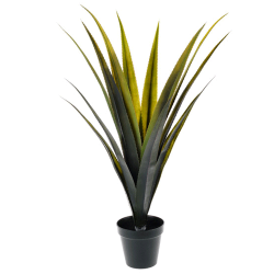 Potted Plants | Artificial Agave or Aloe Vera 79cm - AGA010 OFF