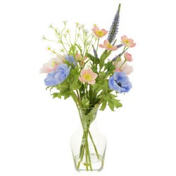 Artificial Flower Arrangement | Anemones and Daisies - ANE005