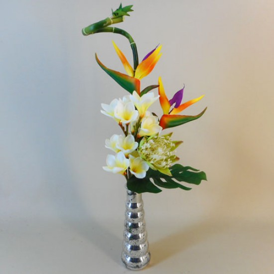 Artificial Flower Arrangement | Tropical Flowers - TRO003
