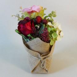 Briar Autumn Harvest Artificial Flower Arrangement - BRI004