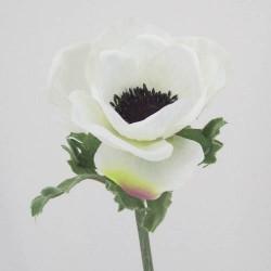 Silk Anemone Ivory - A007 B2
