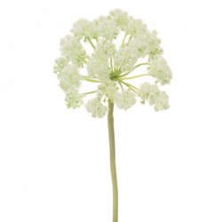 Large Artificial Starburst Allium Cream - A049 A1