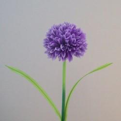 Silk Allium Lilac - A101 B2