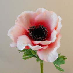 Artificial Anemones Coral Pink and Red - A034 A2