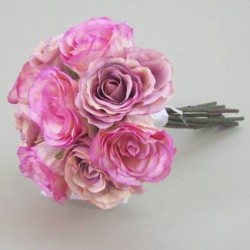 Antique Roses Bouquet Pink - R026 HH1