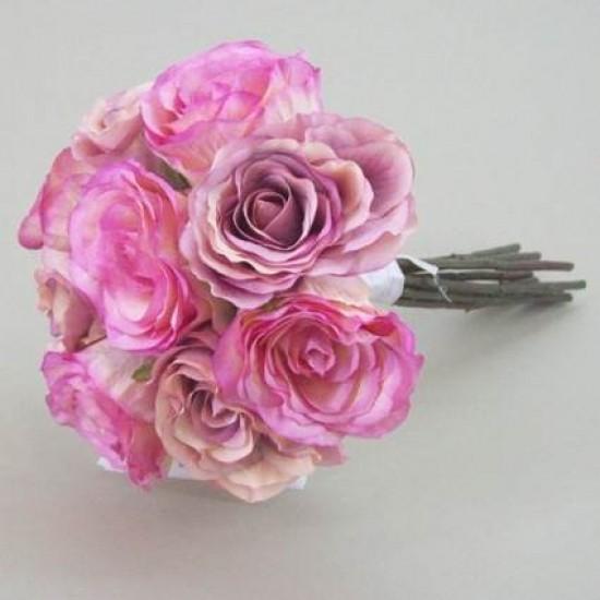 Antique Roses Bouquet Pink - R026 HH1