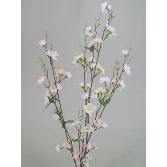 Artificial Apple Blossom XL Pale Pink - C107 B1