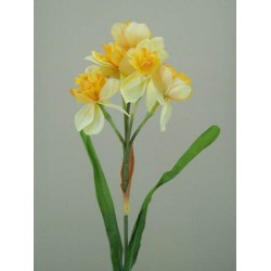 Artificial Daffodil Spring Cheer - D004 D2