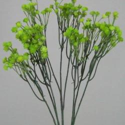 Artificial Gypsophila Lime Green (3 pack) - G004 KK2