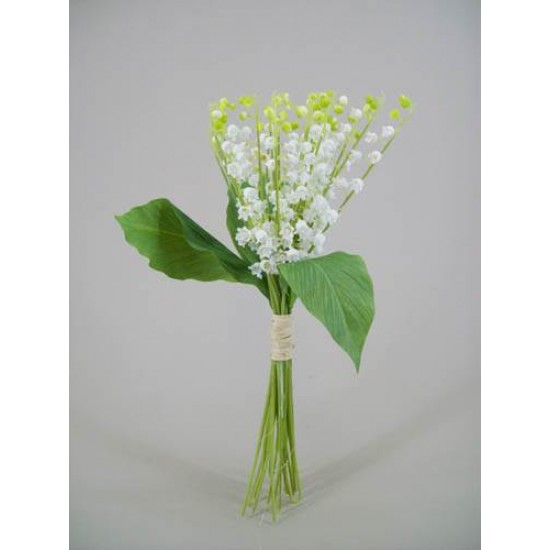 Artificial Lily of the Valley Bundle - L034 H3