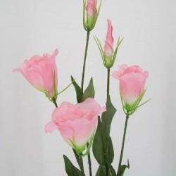 Artificial Lisianthus Pink - L017 H3