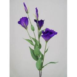 Artificial Lisianthus Purple - L017c H3