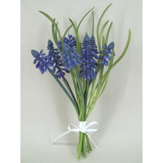 Artificial Muscari | Grape Hyacinth - M007