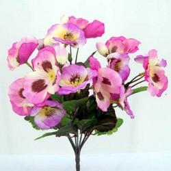 Pink Pansies - P005 K3