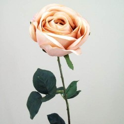 Artificial Roses High Arena Champagne Peach - R038 O4