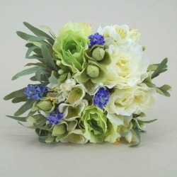 Artificial Roses and Lavender Posy - R040 BX6