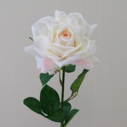Artificial Roses Champagne Moment Cream Pink - R146 O4