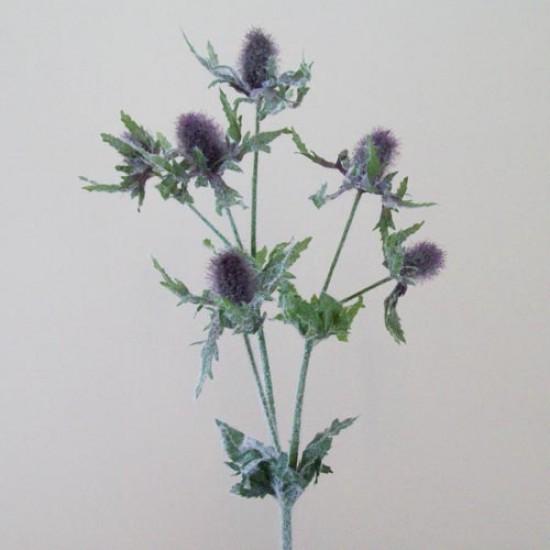 Artificial Eryngium Thistles Sea Holly Lavender - E007 E4