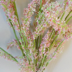 Artificial Astilbe Bunch Pink - A042 G2