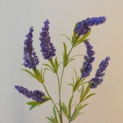 Artificial Astilbe Purple - A080 B4