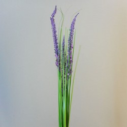 Artificial Astilbe and Grasses Purple - A081 A3