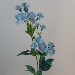 Artificial Astrantia Blue - A107