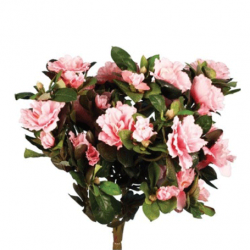 Artificial Azalea Plants Pale Pink - A151 GG1