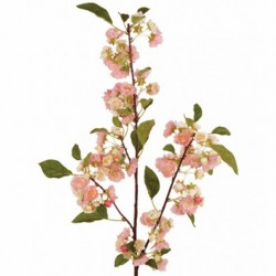Artificial Cherry Blossom Branch Pink 105cm - B039 A4