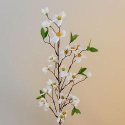 Artificial Orange Blossom Branch White - B060 A2
