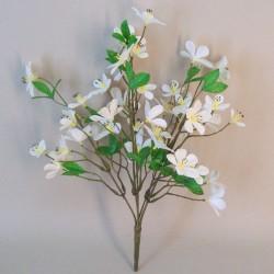 Artificial Plum Blossom Cream - P169 M2