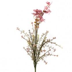English Meadow Blossom and Foliage Pink - B075 FF4