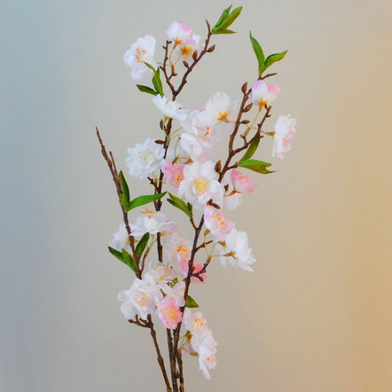 Artificial Cherry Blossom Branch Pink 89cm - B030 B1
