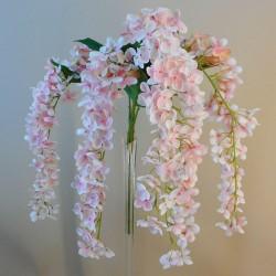 Trailing Artificial Blossom Pink - B067 A1