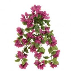 Finest Artificial Trailing Bougainvillea Plant Hot Pink 61cm - B064  C4
