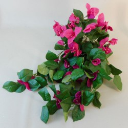 Artificial Trailing Bougainvillea Plant Hot Pink - B057 C1