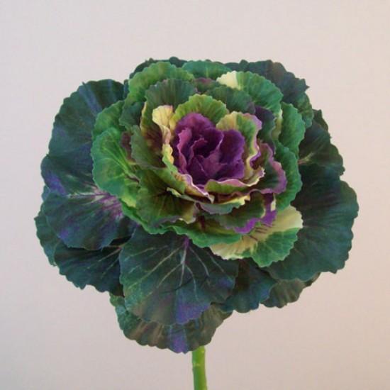 Artificial Ornamental Cabbages 'Tokyo' - C197 A3