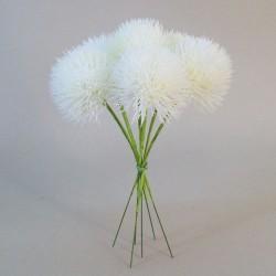 Artificial Trick Dianthus Cream - D087 D3