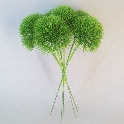 Artificial Trick Dianthus Green - D086 E3