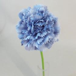 Mini Artificial Carnations Blue - C109 C3