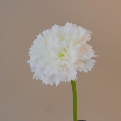 Mini Artificial Carnations Cream - C101 C4