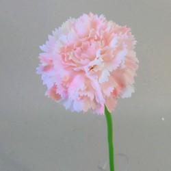 Mini Artificial Carnations Cream Pink - C103 C4