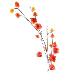 Artificial Chinese Lanterns Branch - C231 E1