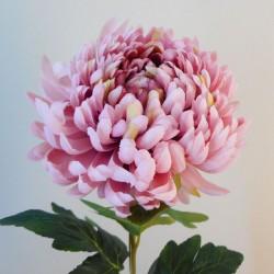 Artificial Bloom Chrysanthemum Pink - C034 D1