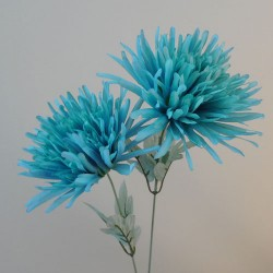 Artificial Spider Chrysanthemums Duck Egg - S028 S2
